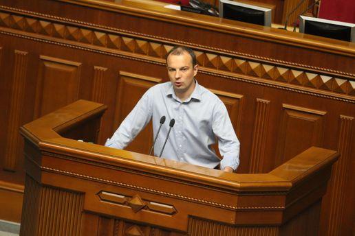 Рада звільнила Єгора Соболєва з посади голови антикорупційного комітету