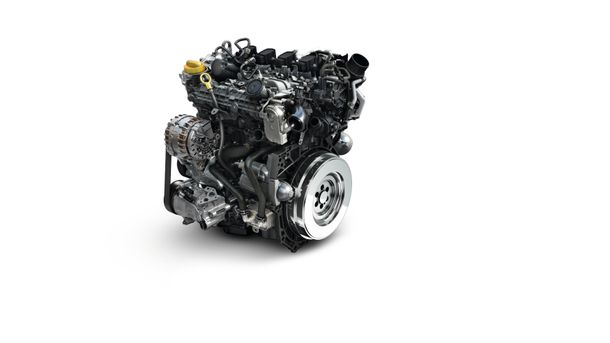 Рэно и Мерседес Бенс представили новый турбомотор для Лада Vesta