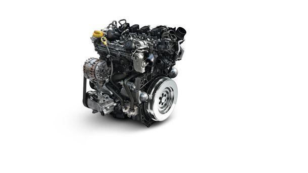 Renault выпустила двигатель нового поколения