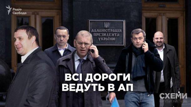 Кто из фигурантов громких уголовных дел посещает Банковую: расследование журналистов