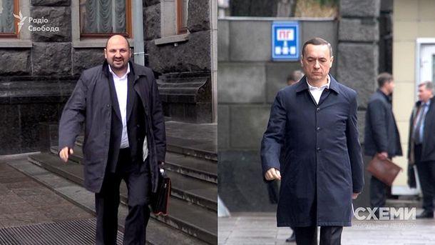 Почему Розенблат и Мартыненко посещали Администрацию Президента