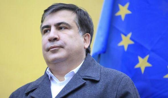 Болезнь не пустила Саакашвили на митинг