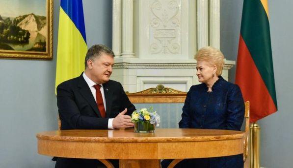 Саакашвили нестоит интернационального внимания— Порошенко