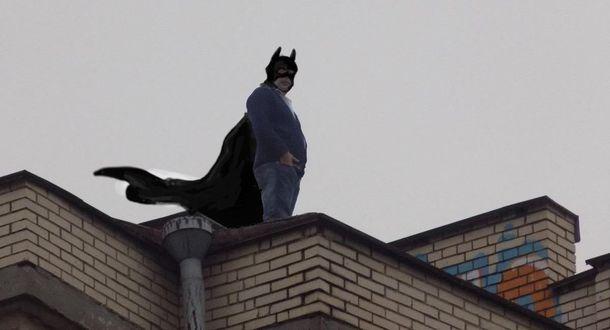 Самые смешные мемы недели: Саакашвили, который живет на крыше, и бедная Россия