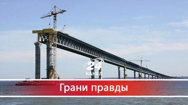 Почему Путин никогда не откажется от строительства Керченского моста