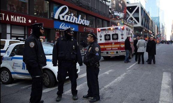 Мер Нью-Йорка: Вибух наМанхеттені був спробою здійснення теракту