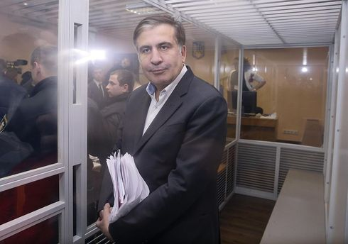 Порошенко избрали на всеукраинских выборах, а Саакашвили у нас в гостях