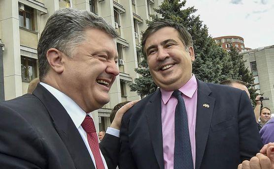 Спасти нерядового Саакашвили: возвращение на свободу