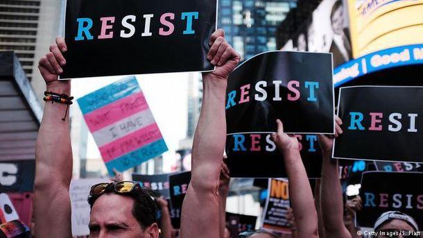 Пентагон пішов наперекір Трампу: тепер вармії США будуть трансгендери
