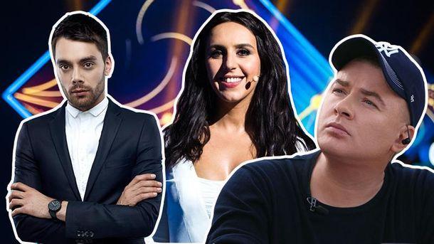 Став відомий повний склад журі нацвідбору на Євробачення