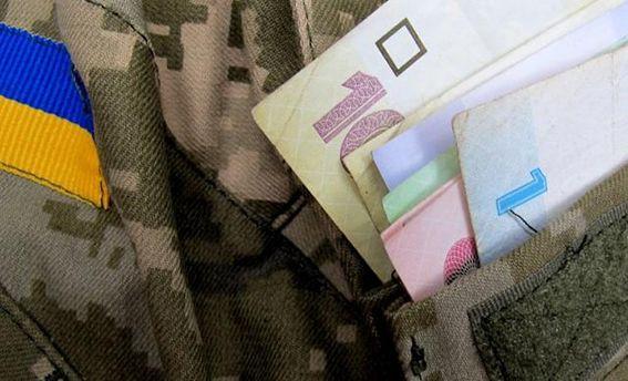 Пенсії військових зростуть 1 січня 2018 року