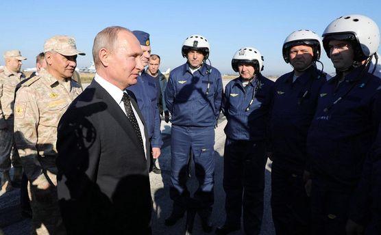 Россия в Сирии: