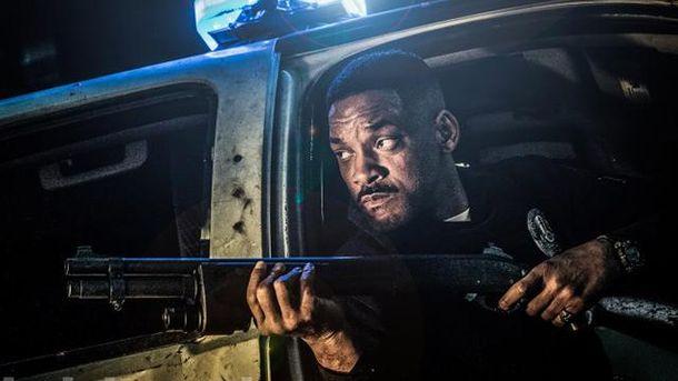 Netflix обнародовал новый трейлер фильма «Яркость» сУиллом Смитом