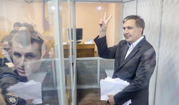 Оголошення тексту рішення усправі Саакашвілі відкладено— адвокат