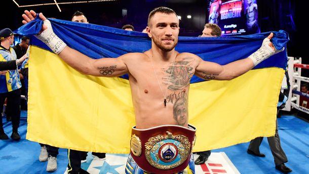 Украинец стал лучшим боксером мира, поверсии ESPN