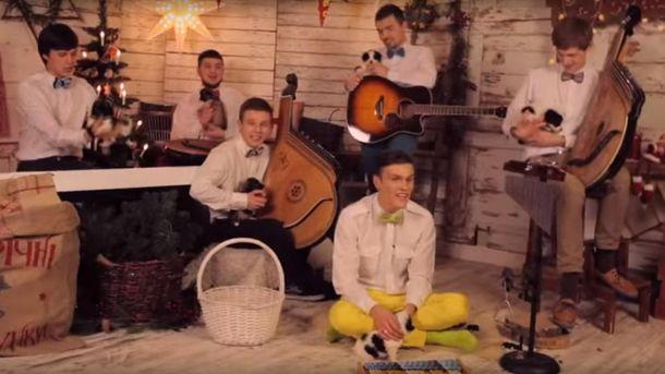 Різдвяна пісня Jingle Bells українською набрала мільйон переглядів на Youtube