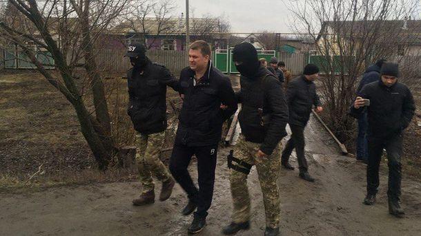 Спецслужбы задержали руководителя харьковского отделения «Украинского выбора» Лесика