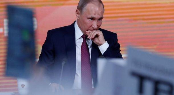 Без ответа на главный вопрос: западные СМИ о пресс-шоу Путина и его выводах