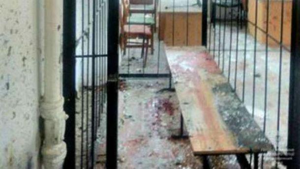 Взрыв вникопольском суде: появились новые детали