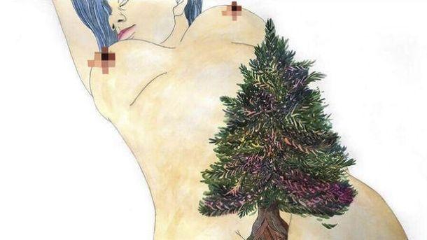 ВКиеве из-за угроз отменили выставку «Искусство женского оргазма»