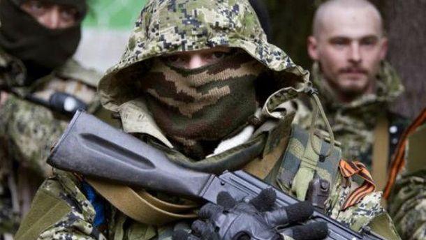 Штаб АТО: Противник напротяжении часа обстрелял окрестности Травневого