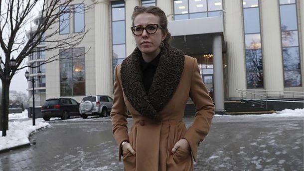 Собчак готова отказаться отучастия ввыборах ради Навального