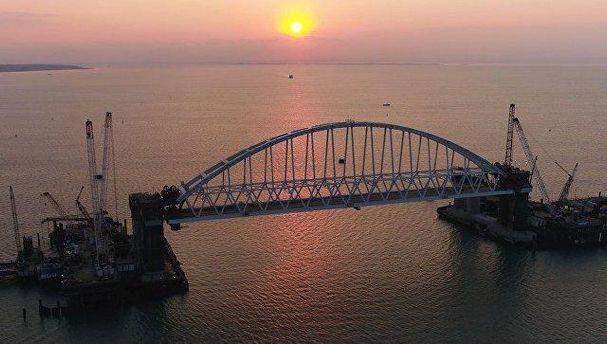 Вже неКерченський. Міст доКриму зРосії отримав нову назву