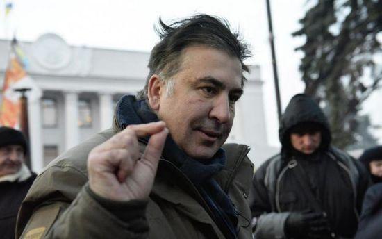 Скандальный штурм детского утренника Саакашвили: стала известна позиция Канады и Англии