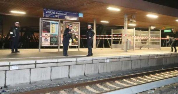 Назалізничній станції Німеччини стався вибух