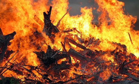 НаЧеркащині убудинку знайшли обгорілі тіла чотирьох дітей