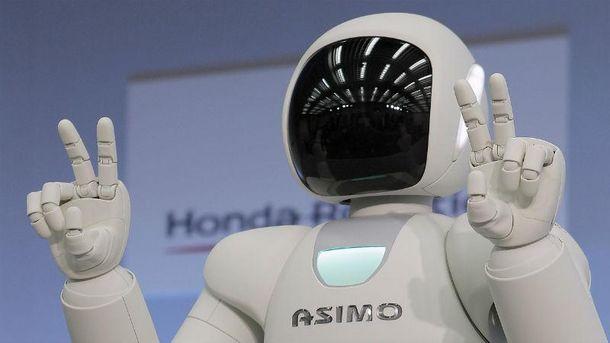 ВЯпонии учёные создали робота, имеющего нервную систему