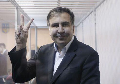 Михаил Саакашвили остановил проведение митингов имаршей