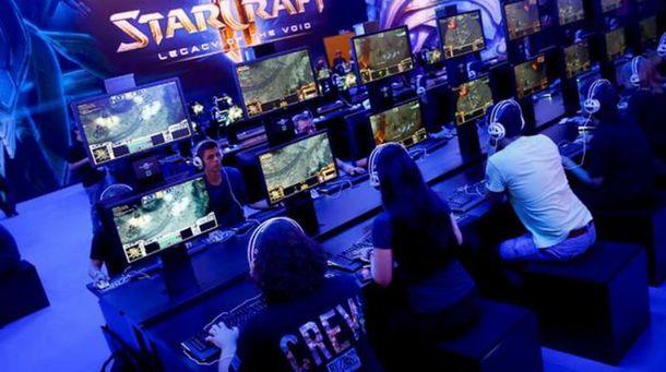 В текущем 2017-ом КНР усилил экспансию на глобальный рынок онлайн-игр