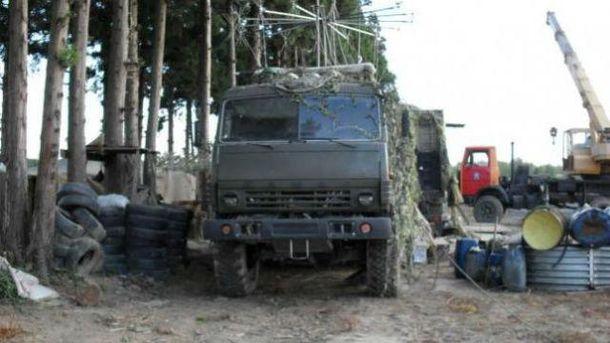 Боевики использовали вАТО новый комплекс радиоразведки