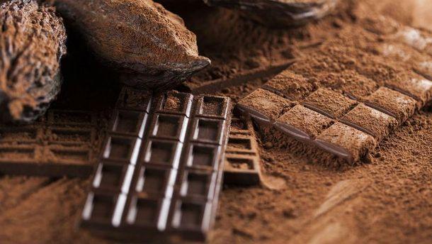 Снового года украинский шоколад должен будет соответствовать нормамЕС
