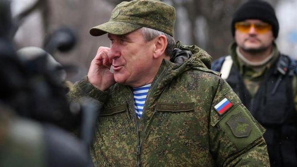 Российскому офицеру изСЦКК запретили заезд в государство Украину