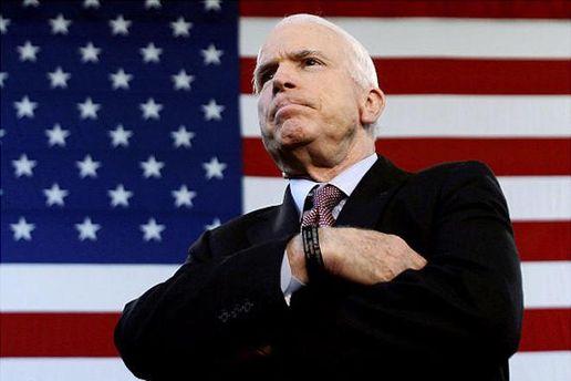 Маккейн назвал «просроченным» решение Трампа опоставке смертельного оружия Украине