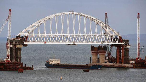 «Ошибочка» на3 млрд. руб.,— строительство «Крымского моста» столкнулось сновой проблемой