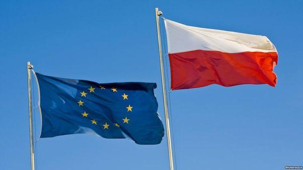 Польша бросила вызовы Евросоюзу
