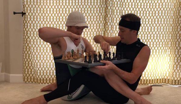 Новий логотипЧС із шахів порівняли зКамасутрою