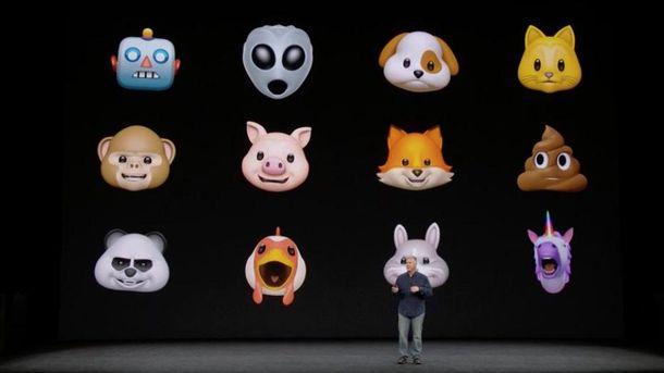 Добкин-пес иСаакашвили-панда: iPhone Xпротестировали наполитиках