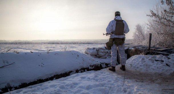 «Різдвяне» перемир'я: Бойовики обстріляли позиції ЗСУ біля Павлополя зі 120-мм мінометів