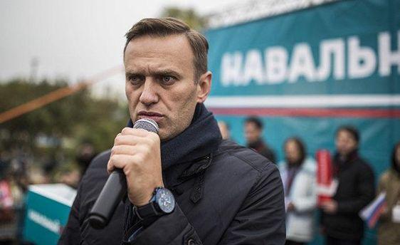ЦВК відмовила Навальному вреєстрації через непогашену судимість