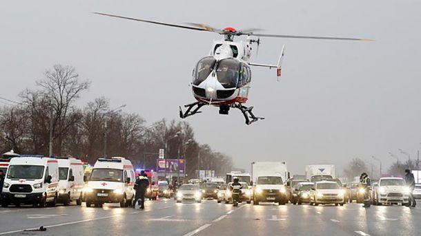 Смертельное ДТП в российской столице: стало известно осостоянии пострадавших