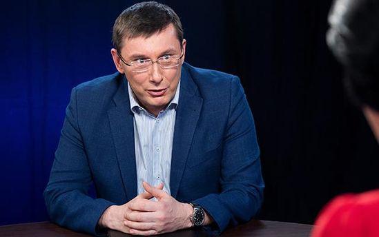 Генеральный прокурор Украины ожидает судебного решения одомашнем аресте Саакашвили