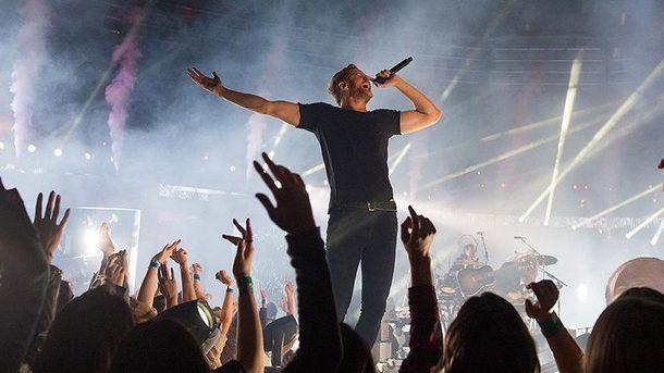 Imagine Dragons— 1-ый официально объявленный концерт настадионе «Динамо»
