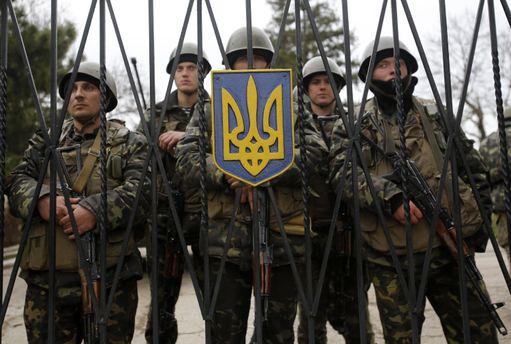 Мымогли отбить Крым 2-мя танками— руководитель ВМС Украины