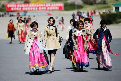 Уперебежчиков изСеверной Кореи обнаружили признаки радиоактивного заражения