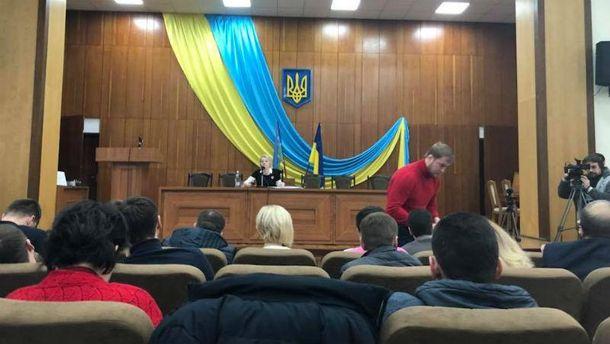 У міськраді Ірпеня включили гімн Росії
