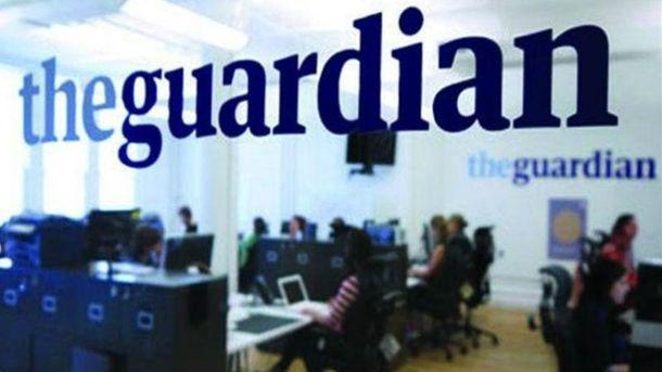 The Guardian включил снимок изАТО врейтинг наилучших фото года
